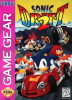 Sonic Drift 2 Sega Game Gear cover artwork