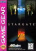 Stargate Sega Game Gear cover artwork