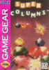 Super Columns Sega Game Gear cover artwork