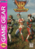VR Troopers Sega Game Gear cover artwork