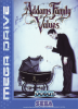 Addams Family Values Sega Genesis cover artwork