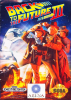 Back to the Future Part III Sega Genesis cover artwork