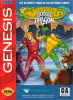 Battletoads and Double Dragon Sega Genesis cover artwork