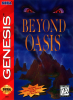 Beyond Oasis Sega Genesis cover artwork