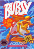 Bubsy in Claws Encounters of the Furred Kind Sega Genesis cover artwork