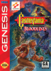 Castlevania - Bloodlines Sega Genesis cover artwork