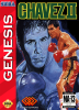 Chavez II Sega Genesis cover artwork