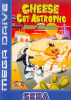 Cheese Cat-Astrophe Starring Speedy Gonzales Sega Genesis cover artwork
