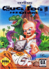 Chuck Rock II - Son of Chuck Sega Genesis cover artwork