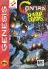 Contra - Hard Corps Sega Genesis cover artwork