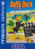 Daffy Duck in Hollywood Sega Genesis cover artwork