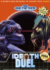 Death Duel Sega Genesis cover artwork
