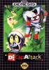 DEcapAttack Sega Genesis cover artwork