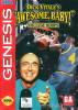Dick Vitale's 'Awesome, Baby!' College Hoops Sega Genesis cover artwork
