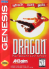 Dragon - The Bruce Lee Story Sega Genesis cover artwork