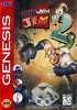 Earthworm Jim 2 Sega Genesis cover artwork