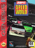 ESPN Speed World Sega Genesis cover artwork