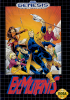 Ex-Mutants Sega Genesis cover artwork