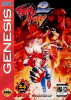 Fatal Fury 2 Sega Genesis cover artwork