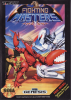 Fighting Masters Sega Genesis cover artwork