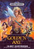 Golden Axe Sega Genesis cover artwork