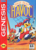 High Seas Havoc Sega Genesis cover artwork