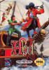 Hook Sega Genesis cover artwork