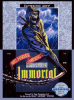 Immortal, The Sega Genesis cover artwork