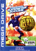 International Superstar Soccer Deluxe Sega Genesis cover artwork