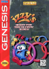 Izzy's Quest for the Olympic Rings Sega Genesis cover artwork