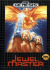 Jewel Master Sega Genesis cover artwork