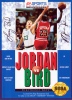 Jordan vs Bird Sega Genesis cover artwork
