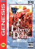Liberty or Death Sega Genesis cover artwork