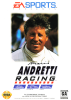 Mario Andretti Racing Sega Genesis cover artwork
