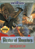 Master of Monsters Sega Genesis cover artwork