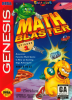 Math Blaster - Episode 1 Sega Genesis cover artwork