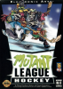Mutant League Hockey Sega Genesis cover artwork