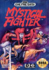 Mystical Fighter Sega Genesis cover artwork