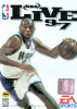 NBA Live 97 Sega Genesis cover artwork