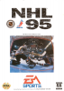 NHL 95 Sega Genesis cover artwork