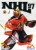 NHL 97 Sega Genesis cover artwork