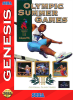 Olympic Summer Games Sega Genesis cover artwork