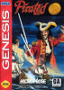 Pirates! Gold Sega Genesis cover artwork