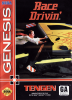 Race Drivin' Sega Genesis cover artwork
