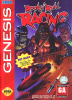 Rock n' Roll Racing Sega Genesis cover artwork