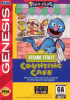 Sesame Street Counting Cafe Sega Genesis cover artwork