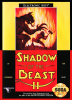 Shadow of the Beast II Sega Genesis cover artwork