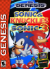 Sonic & Knuckles + Sonic The Hedgehog 3 Sega Genesis cover artwork