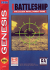 Super Battleship Sega Genesis cover artwork