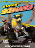 Super Skidmarks Sega Genesis cover artwork